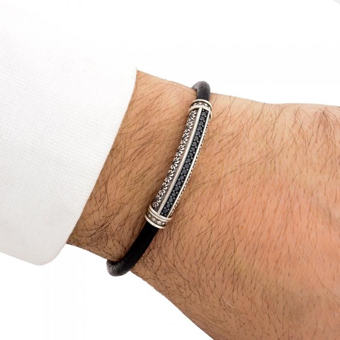 A+ Limited Edition Tasarım Gümüş Bileklik